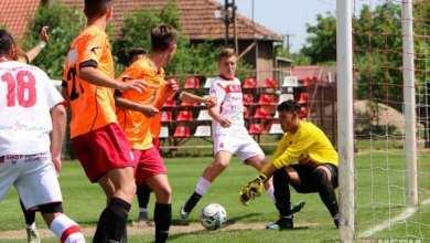 Photo of Repetiție cu public pentru turneul semifinal: UTA Under 19 – Sticla Arieșul Turda 9-1
