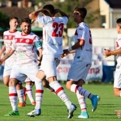 Și a mai rămas un pas până în Liga Elitelor: LPS Sebeș - UTA Under 19 1-4