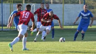 """Photo of Una """"manita"""" alb-roșie pentru calificarea în finala Cupei: Unirea Sântana – Victoria Zăbrani  1-5"""