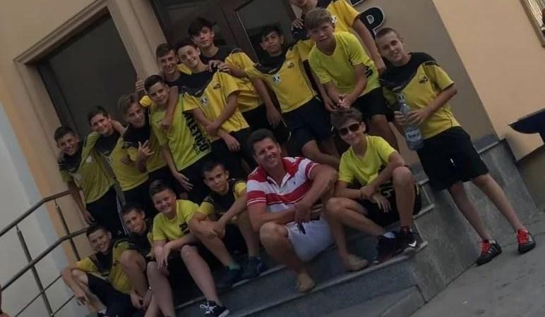 Atletico și Viitorul au debutat cu dreptul la turneele zonale rezervate juniorilor Under 13