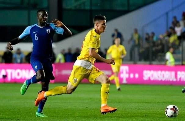 Arădeanul Man a jucat în meciul de retragere al lui Lobonț! România a învins Finlanda la Ploiești