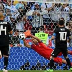 """Primele penalty-uri ratate la Mondiale, ambele decisive! """"Zeul"""" Messi redimensionează șansele """"pumelor"""""""