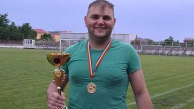 """Photo of Soltesz, eroul Zăbraniului în finala Cupei: """"Băieții mi-au ușurat misiunea în poartă, sper ca Damian să fie mândru de mine de acolo, de Sus"""""""