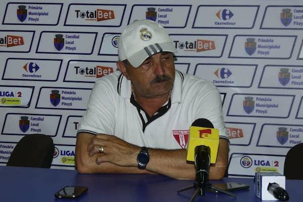 """Ionuț Popa: """"Nu am fost prea mulțumit de jucători, dar le dau circumstanțe, au fost prea mulți tineri azi"""""""