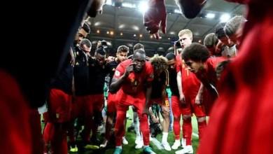 """Photo of """"Dracii roșii"""" – """"expulzați"""" din Iadul pregătit de niponi! Trei goluri în 25 de minute pentru un loc în sfertul cu Brazilia"""