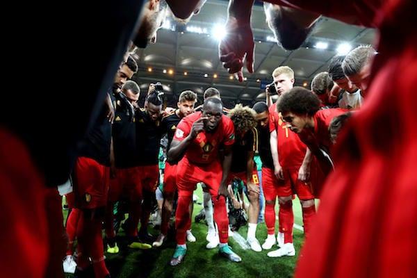 """""""Dracii roșii"""" – """"expulzați"""" din Iadul pregătit de niponi! Trei goluri în 25 de minute pentru un loc în sfertul cu Brazilia"""
