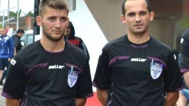 """Photo of Berariu va arbitra cu Pantea și la nivelul Ligii a 3-a! Asistentul din Moroda – promovat prin Programul """"Tinere Talente"""""""