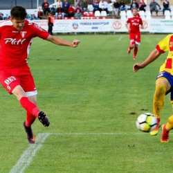 Prima victorie în amicale a venit de la jucători din garda veche: Ripensia Timișoara - UTA 0-2
