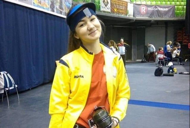 """Direct la ţintă: Haristiade – """"wild card"""" pentru Jocurile Olimpice ale Tineretului!"""