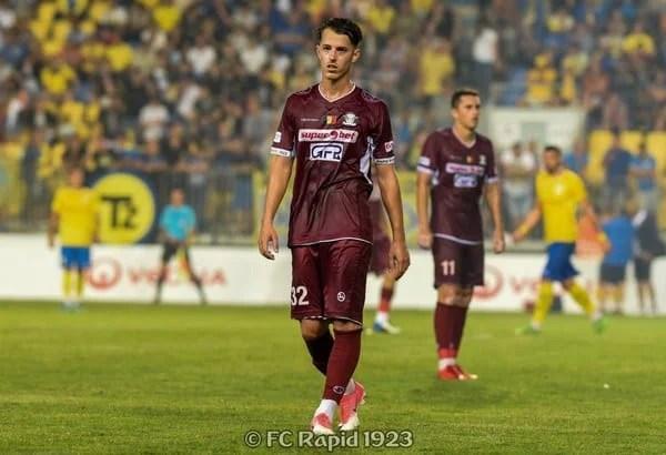 Jorza, gol decisiv pentru Rapid în primul derby bucureștean din Liga a III-a