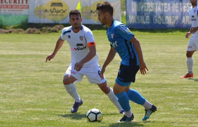 Matei și Cubleșan, marcatori împotriva echipei secunde la primul meci de la revenire