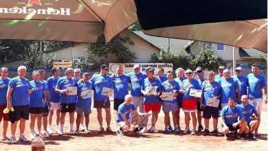 Photo of Cuplul Țârle – Iosif, câștigătorii celei de-a patra ediții (maraton) a Cupei Petro Red la tenis de câmp