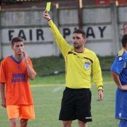 """Liga a IV-a Arad, prima etapă: Herțeg fluieră """"ciocnirea"""" Curtici - Sântana"""