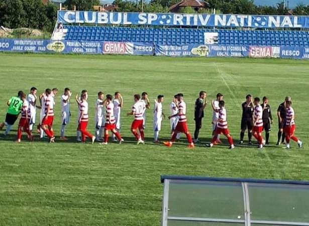 Livetext ora 17: Crișul Chișineu Criș – FC Avrig 3-1 și Industria Galda – Național Sebiș 1-2, finale