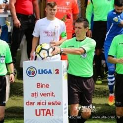 """Ionuț Popa pune FRF-ul în gardă în chestiunea arbitrajelor: """"UTA a fost călcată în picioare, de ce nu poate fi ca pe vremea lui Crăciunescu?"""""""