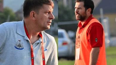 """Photo of Mihai Ianc: """"Un meci cu un ritm infernal"""" vs. Radu Anca: """"Ne-am crezut de la început învingători"""""""