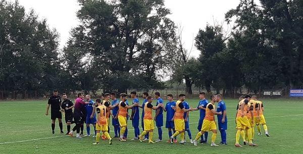Căpitanul își completează revenirea cu o dublă în vecini: Victoria Nădlac - Progresul Pecica 0-9