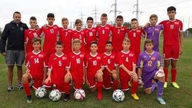 Photo of Selecționata Under 14 a Aradului s-a impus clar pe teren propriu cu Hunedoara