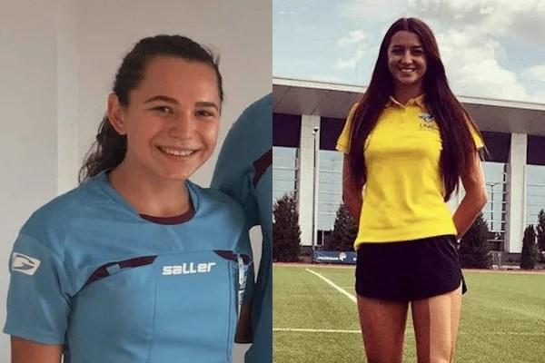 """Arădencele Betea și Șușcă – selecționate pentru """"Female Referee scounting program"""", Ardelean rămâne sub lupa lui Vassaras pentru Liga 1"""