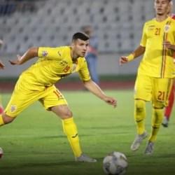 """Arădeanul Țucudean aduce un punct """"tricolorilor"""" la Belgrad, în Liga Națiunilor la fotbal"""