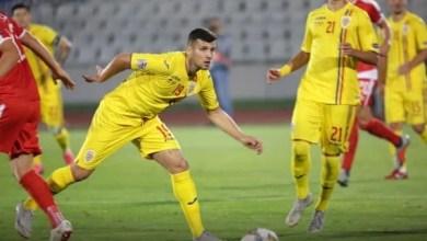 """Photo of Arădeanul Țucudean aduce un punct """"tricolorilor"""" la Belgrad, în Liga Națiunilor la fotbal"""