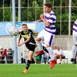 Vulturar și colegii săi iau trei puncte vitale înainte de ultimul asalt al...Ligii Elitelor: LSP Sebeș - UTA Under 17 0-3