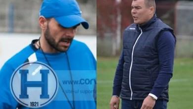 """Photo of Alic jr.: """"În partea a doua, un blocaj total"""" v.s. Cojocaru: """"Jucătorii de pe bancă au intrat foarte bine, în repriza secundă a fost o singură echipă pe teren"""""""