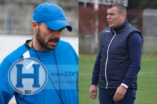 """Alic jr.: """"În partea a doua, un blocaj total"""" v.s. Cojocaru: """"Jucătorii de pe bancă au intrat foarte bine, în repriza secundă a fost o singură echipă pe teren"""""""