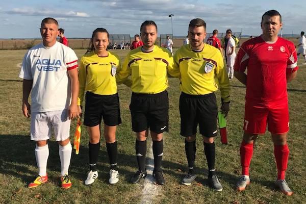 Liga a V-a, etapa a 7-a: Alunișul rămâne în fotoliul de lider în Serie A, Ghiorocul îi ține trena Tîrnovei