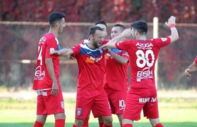 Liga a II-a, etapa a 20-a (prima a returului): Chindia o întoarce pe Poli și e din nou lider, Arădeanul Gavra - decisiv pentru U. Cluj la București
