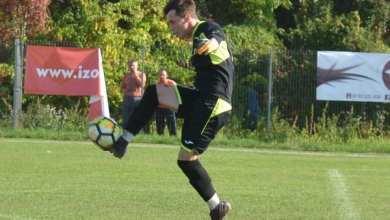 """Photo of Filip, primul fotbalist care i-a închis poarta Crișului: """"Meci echilibrat, rezultat echitabil! Mândru de ceea ce am realizat la Lipova"""""""