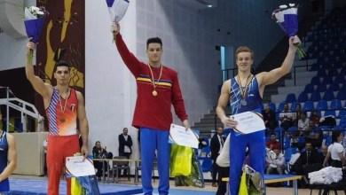 Photo of Gimnastul Adelin Kotrong e multiplu medaliat naţional