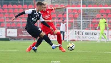 """Photo of Hrezdac a debutat în Liga a 2-a la nici 17 ani împliniți: """"Presiunea e destul de mare, am încercat să joc cât mai simplu"""""""
