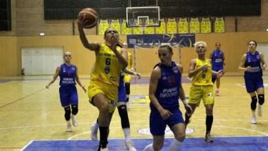 """Photo of O singură echipă pe teren în """"El Clasico"""" pentru primul succes stagional: FCC ICIM Arad – CSM Târgoviște  78-65"""