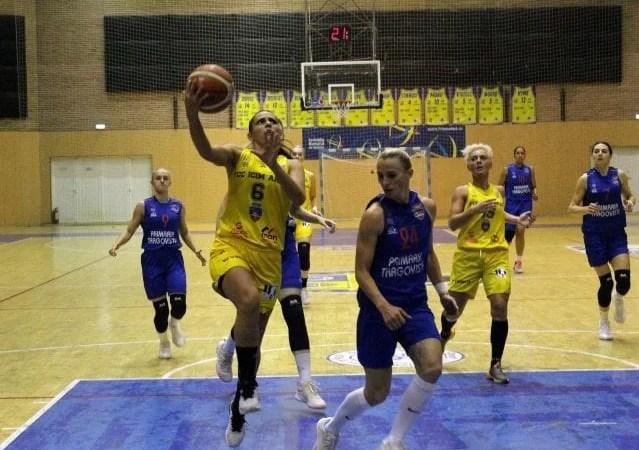 """O singură echipă pe teren în """"El Clasico"""" pentru primul succes stagional: FCC ICIM Arad – CSM Târgoviște  78-65"""