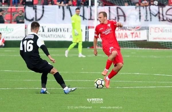 """Iuga: """"Sunt două puncte pierdute, la ce echipă avem ar trebui să câștigăm fiecare meci. La Timișoara cu un singur gând - victoria"""""""