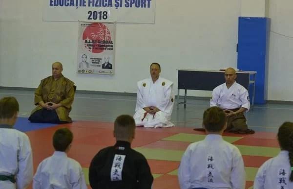 Alexey Kunin, cel mai mare maestru de Ju-Jitsu tradițional din lume, la un nou seminar în orașul nostru
