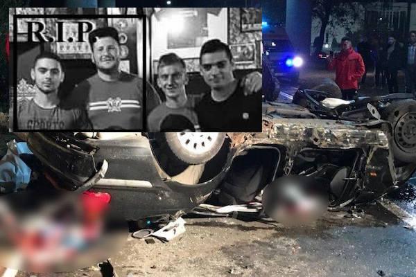 UPDATE! UTA, îndoliată înainte de derby: Doi membri ai galeriei au pierit într-un crunt accident de circulație, peluza și-a anulat deplasarea la Timișoara