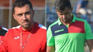 """Photo of Sabău: """"Trebuia să dăm goluri în prima repriză și meciul era ușor"""" v.s. Miculescu: """"Cred că meritam un egal"""" +FOTO"""