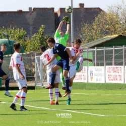 Eșec dureros și la Under 17: UTA - LPS Bihor Oradea 1-6