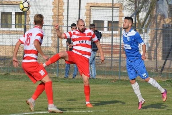 """""""Sămădăii"""" își mențin pofta de goluri în amicale: Lunca Teuz Cermei – Frontiera Curtici 6-1"""