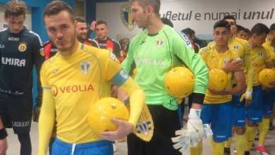 """Photo of Patru zile de recuperare pentru utiști după meciul cu Argeșul, pe """"Ilie Oană"""" se joacă joi, în nocturnă!"""