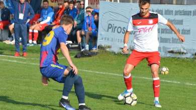 Photo of Live-text Liga 3-a, ora 14: Șoimii Lipova – Metalurgistul Cugir 1-0 și Național Sebiș – FC Avrig 0-0, finale
