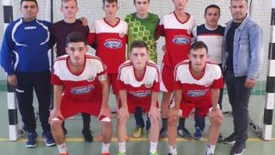 Photo of Șimandul a răpus și Reșița și are punctaj maxim în campionatul național de futsal U 19