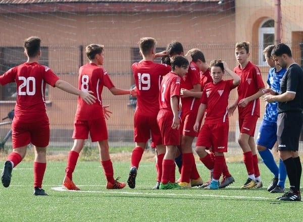 Liga Elitelor Under 15: Debut convingător pentru UTA, Viitorul a pierdut două puncte la Oradea
