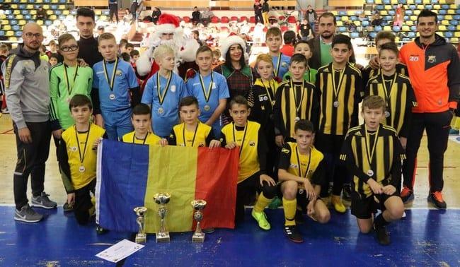 Cupa de Crăciun Atletico a rămas la Arad la categoriile de vârstă 2007 și 2009 și a luat drumul Ghirodei la 2011
