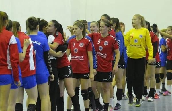 Duel de gală pentru handbalistele Crișului în 16-imile Cupei României: La Arad vine Minaur Baia Mare!
