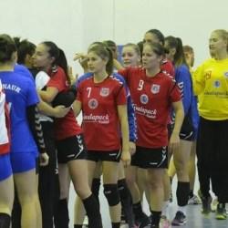 Slobozia, Știința București și Mioveniul, adversarele handbalistelor de la Crișul la turneul semifinal!