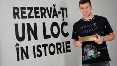 """Photo of Arădeanul George Țucudean, ales fotbalistul anului de cititorii Gazetei Sporturilor: """"Poate când mă retrag preiau UTA!"""""""