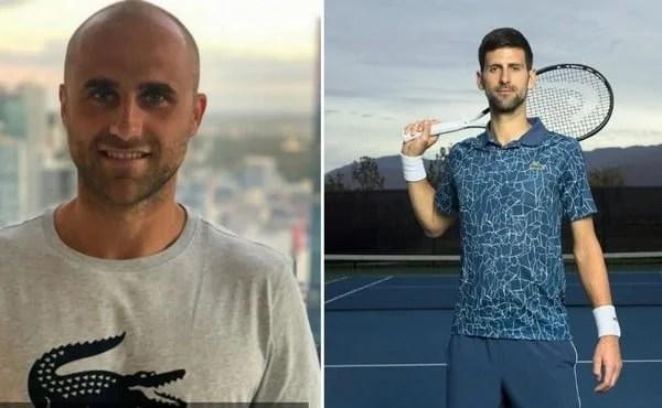 Ce au de azi în comun Marius Copil și liderul mondial, Novak Djokovic?